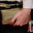 Natalia Handbags - Hard Case Clutch