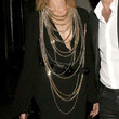 Natalia Vodianova Jewelry - Layered Sterling Necklace