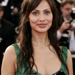 Natalie Imbruglia Hair - Half Up Half Down