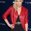 Natasha Bedingfield Clothes - Leather Jacket