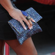 Naturi Naughton Gemstone Inlaid Clutch