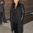 Nelly Furtado Wool Coat
