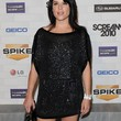 Neve Campbell Mini Dress
