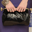 Neve Campbell Oversized Clutch