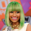 Nicki Minaj Hair - Mid-Length Bob