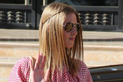 Nicky Hilton Medium Layered Cut