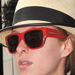 Nicky Hilton Neon Sunglasses