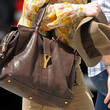 Nicole Kidman Leather Tote