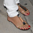 Nicole Scherzinger Shoes - Flat Sandals