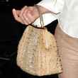 Nicollette Sheridan Leather Purse