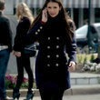 The Vampire Diaries Pea Coat