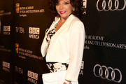 Joan Collins Cropped Jacket