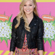 Olivia Holt Clothes - Leather Jacket