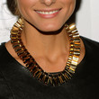 Olivia Palermo Bronze Statement Necklace