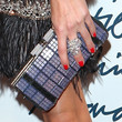 Olivia Palermo Handbags - Hard Case Clutch