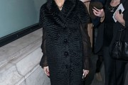 Olivia Palermo Wool Coat