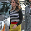 Olivia Wilde Clothes - Crewneck Sweater