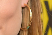 Olivia Wilde Hoop Earrings