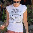 Olivia Wilde Clothes - T-Shirt