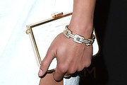 Michelle Rodriguez Box Clutch