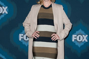 January Jones Wool Coat