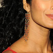 Padma Lakshmi Jewelry - Dangling Gemstone Earrings