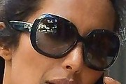 Padma Lakshmi Novelty Sunglasses
