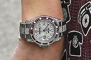 Paris Hilton Diamond Watch
