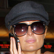 Paris Hilton Newsboy Cap