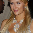 Paris Hilton Silver Statement Necklace