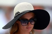 Paris Hilton Sun Hat