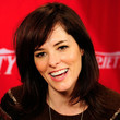 Parker Posey Hair - Medium Straight Cut with Bangs