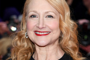 Patricia Clarkson Shoulder Length Hairstyles