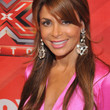Paula Abdul Hair - Long Straight Cut with Bangs