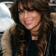 Paula Abdul Hair - Long Wavy Cut with Bangs