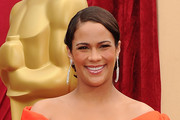 Paula Patton Dangling Gemstone Earrings