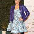 Paula Patton Clothes - Print Dress