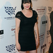 Pauley Perrette Little Black Dress