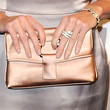 Paz Vega Handbags - Satin Clutch
