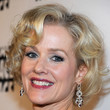 Penelope Ann Miller Hair - Medium Curls with Bangs