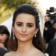 Penelope Cruz Hair - Half Up Half Down