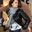 Penelope Cruz Clothes - Leather Jacket