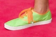 Perez Hilton Canvas Sneakers