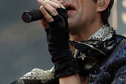 Perry Farrell Fingerless Gloves