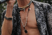 Perry Farrell Layered Sterling Necklace