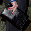 Peta Todd Patent Leather Clutch