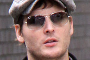 Peter Facinelli Aviator Sunglasses
