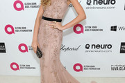 Petra Nemcova Evening Dress