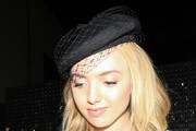 Peyton List Casual Hats