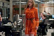 Piper Perabo Shirtdress